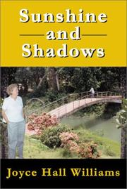 Cover of: Sunshine and Shadows
