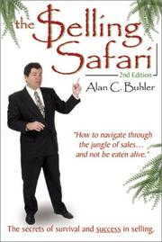 Cover of: The Selling Safari