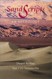 Cover of: Sandscripts, an anthology