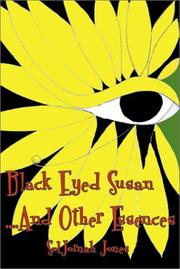 Cover of: Black-Eyed Susan...and other essences