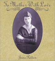 Cover of: To Mother with Love