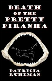 Cover of: Death of the Pretty Piranha