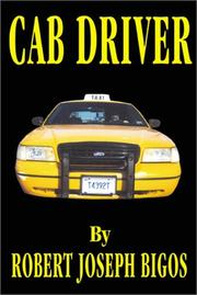 Cover of: Cab Driver
