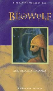 Cover of: Beowulf and Related Readings (Literature Connections)