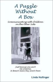 Cover of: A Puzzle Without a Box