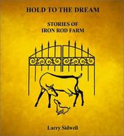 Cover of: Hold to the Dream