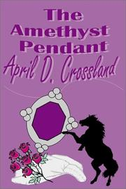Cover of: The Amethyst Pendant