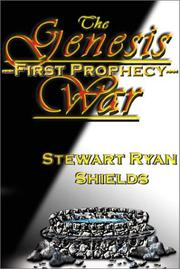 Cover of: The Genesis War