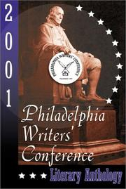 Cover of: The Philadelphia Writers Conference