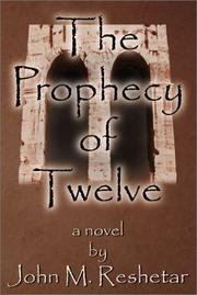 Cover of: The Prophecy of Twelve