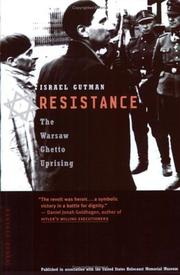 Cover of: Resistance | Israel Gutman