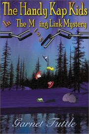 Cover of: The Handy Kap Kids in the Missing Link Mystery