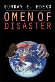 Cover of: Omen of Disaster