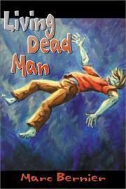 Cover of: Living Dead Man