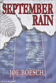 Cover of: September Rain