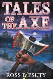 Cover of: Tales of the Axe