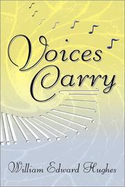 Cover of: Voices Carry
