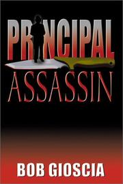 Cover of: Principal Assassin