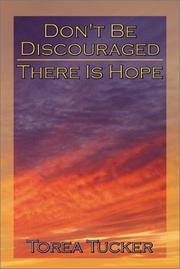 Cover of: Don't Be Discouraged