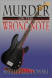 Cover of: Murder on the Wrong Note