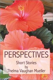 Cover of: Perspectives