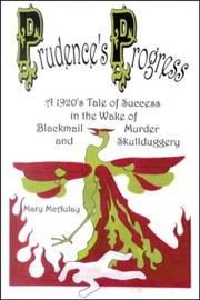 Cover of: Prudence's Progress