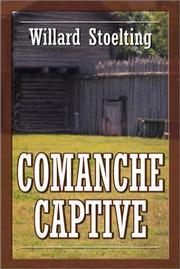 Cover of: Comanche Captive