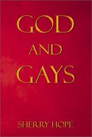 Cover of: God and Gays
