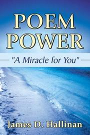"Cover of: Poem Power! ""A Miracle for You"""