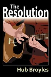 Cover of: The Resolution
