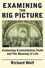 Cover of: Examining the Big Picture