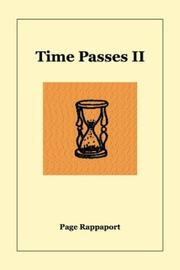 Cover of: Time Passes II