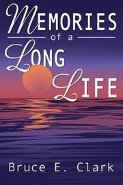 Cover of: Memories of a Long Life