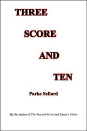 Cover of: Three Score and Ten