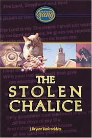 Cover of: The Stolen Chalice