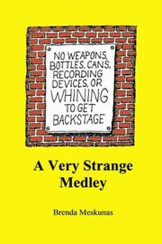 Cover of: A Very Strange Medley