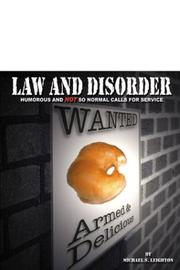 Cover of: Law and Disorder