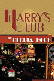 Cover of: Harry's Club