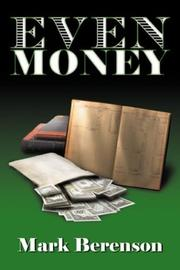 Cover of: Even Money