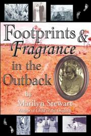 Cover of: Footprints & Fragrance in the Outback