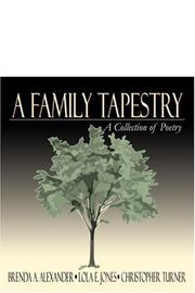 Cover of: A Family Tapestry