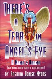 Cover of: There's a Tear in Angel's Eye (A Mama's Drama)