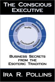 Cover of: The Conscious Executive