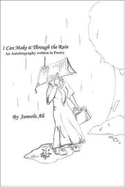 Cover of: I Can Make it Through the Rain
