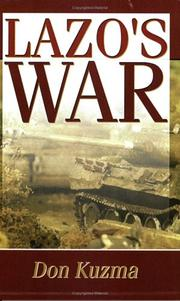 Cover of: Lazo's War