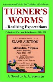 Cover of: Turner's Worms... Realizing Expectations