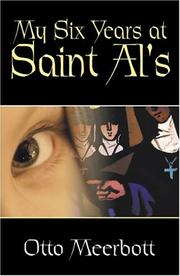 Cover of: My Six Years at Saint Al's