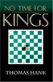 Cover of: No Time for Kings