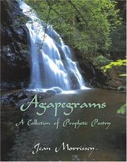 Cover of: Agapegrams