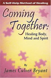 Cover of: Coming Together